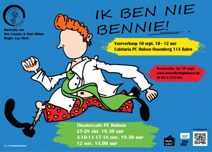 Ik Nie Bennie